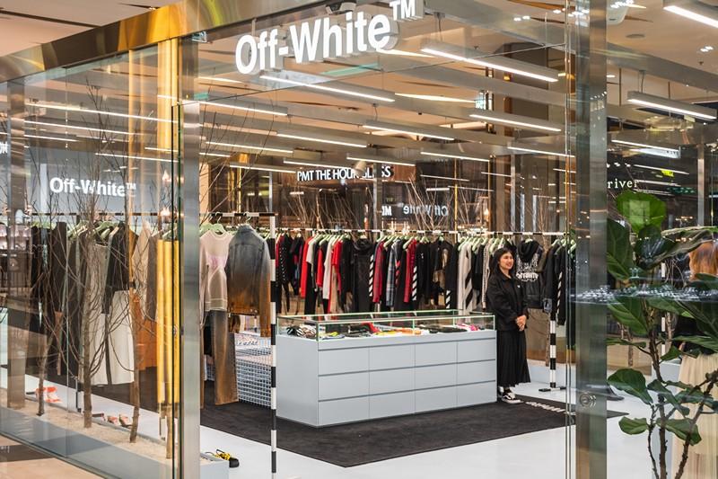 off white store